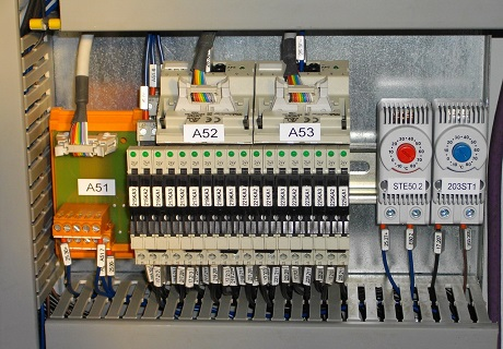 industrial control panels and products for manufacturing